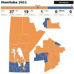 2011 Manitoba Election Results