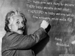 Einstein on Social Media ROI and Unicorn Mortality