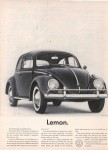 DDB Volkswagon Lemon Advertisement